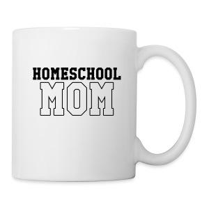 homeschoolmom - Coffee/Tea Mug