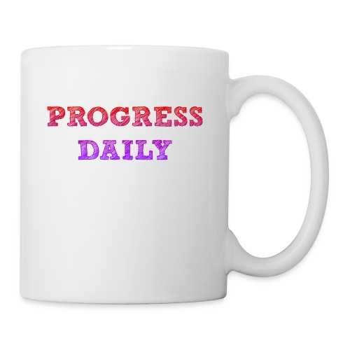 Progress Daily - Coffee/Tea Mug