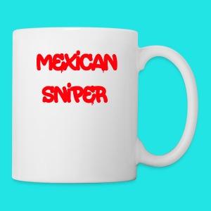 Mexican Sniper Graffiti - Coffee/Tea Mug