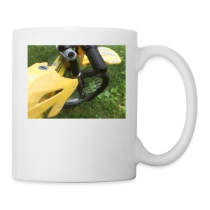 Youtube got me this bike jk - Coffee/Tea Mug