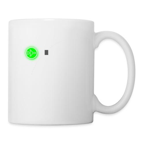 airplane_flight - Coffee/Tea Mug