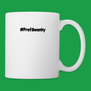 #ProfSwanky - Coffee/Tea Mug