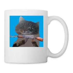 cat - Tasse