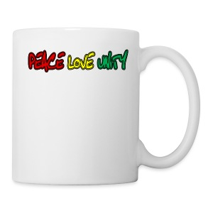 Peace Love Unity - Coffee/Tea Mug
