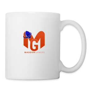 MaddenGamers MG Logo - Coffee/Tea Mug