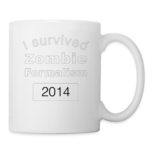 Zombie Formalism 2014 - Coffee/Tea Mug