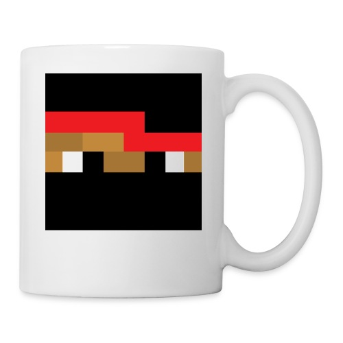 Neenja Face - Coffee/Tea Mug