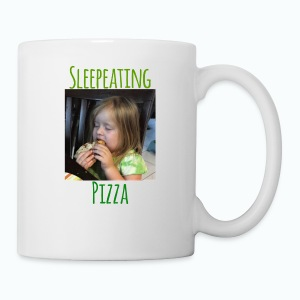 Sleepeating Pizza - Coffee/Tea Mug
