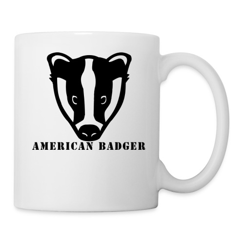 American Badger - Coffee/Tea Mug