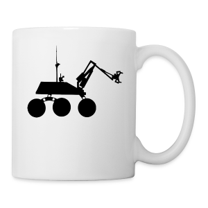 USST Rover Black - Coffee/Tea Mug