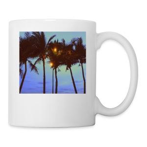 Palm Trees - Coffee/Tea Mug