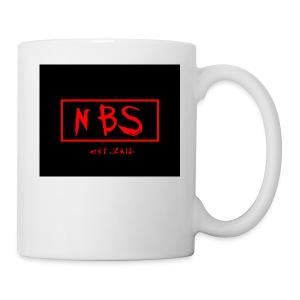NBS phonecase - Coffee/Tea Mug