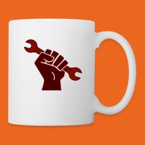 Rustbin Raider - Coffee/Tea Mug