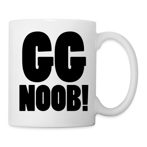 GG Noob - Coffee/Tea Mug