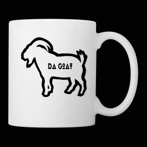 Tony Da Goat - Coffee/Tea Mug