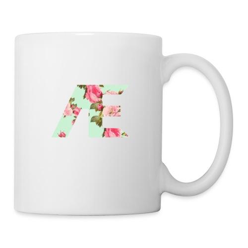 AE Floral design - Coffee/Tea Mug
