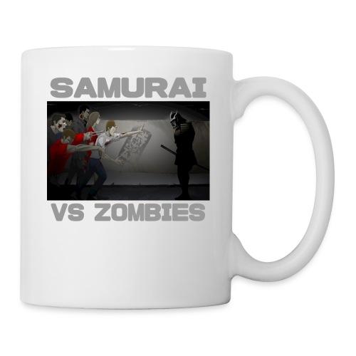Samurai vs Zombies - Coffee/Tea Mug