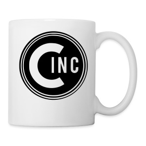 Coasters Inc. Logo - Coffee/Tea Mug