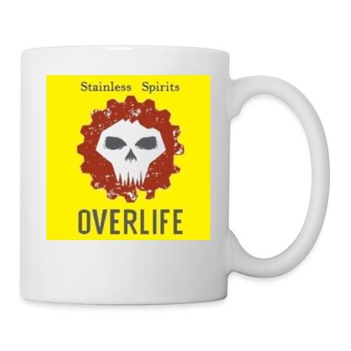 Stainless Spirits-Overlife Cup - Coffee/Tea Mug