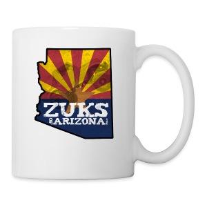 Zuks of Arizona Official Logo - Coffee/Tea Mug