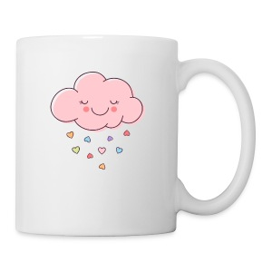 Raining Hearts - Coffee/Tea Mug