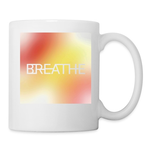 BREATHE - Coffee/Tea Mug