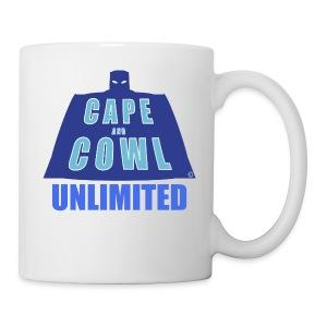 Cape and Cowl Unlimited - Coffee/Tea Mug