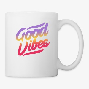 good vibes - Coffee/Tea Mug