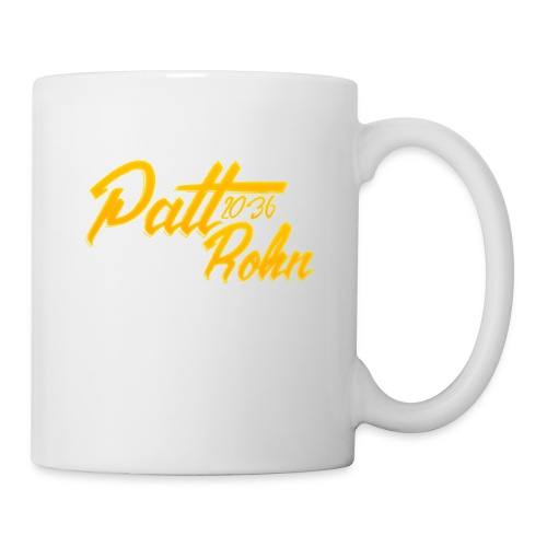 Patt Rohn 2036 Golden - Coffee/Tea Mug