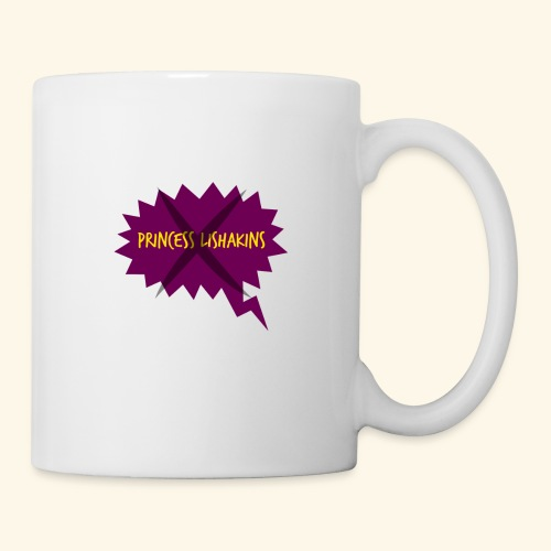 Princess Lishakins Corrected - Coffee/Tea Mug