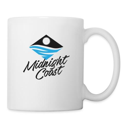 Midnight Coast Logo - PLUS Size Store - Coffee/Tea Mug