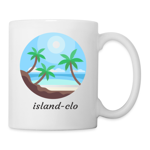 Island clothing - Coffee/Tea Mug