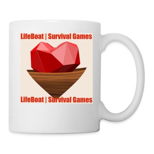 LifeBoat Custom Logo - Coffee/Tea Mug