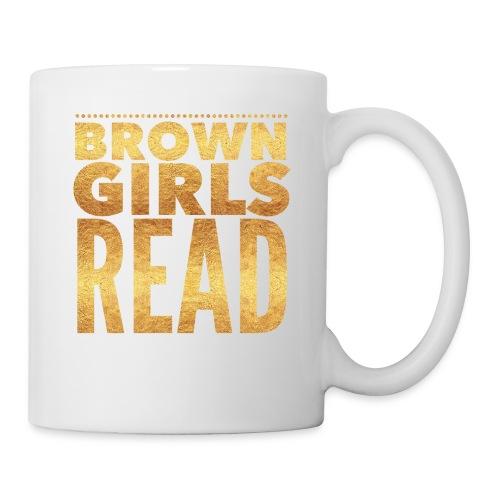 Brown Girls Read - Coffee/Tea Mug