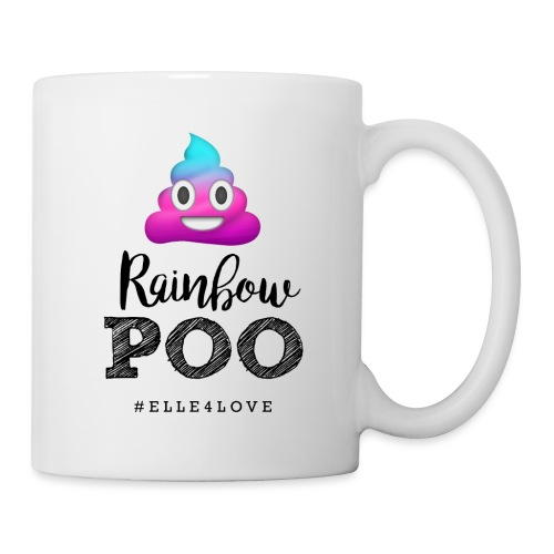 Rainbow Poo - Coffee/Tea Mug
