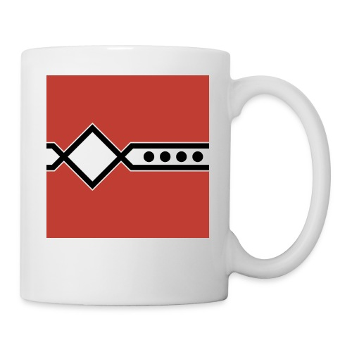 Mars Flag - Coffee/Tea Mug