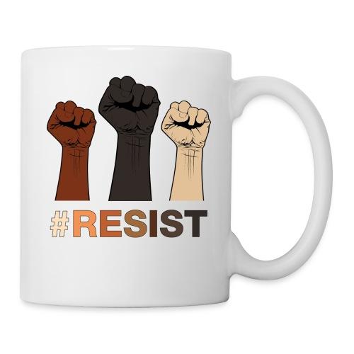 Resist / Racial Justice - Coffee/Tea Mug