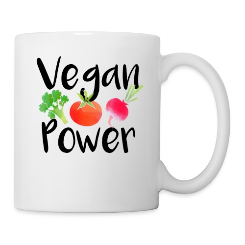 Vegan Power Baby Gift - Coffee/Tea Mug