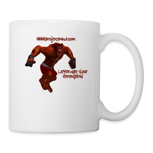Munkee Kissin Dunkee's - Munkee - Coffee/Tea Mug