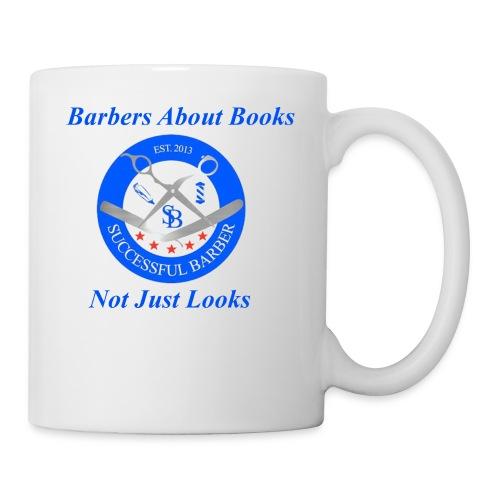 Barbershop Books - Coffee/Tea Mug