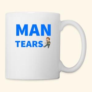 Man Tears Mug - Coffee/Tea Mug