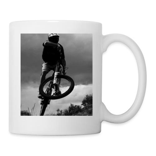DOWNHILL. - Coffee/Tea Mug