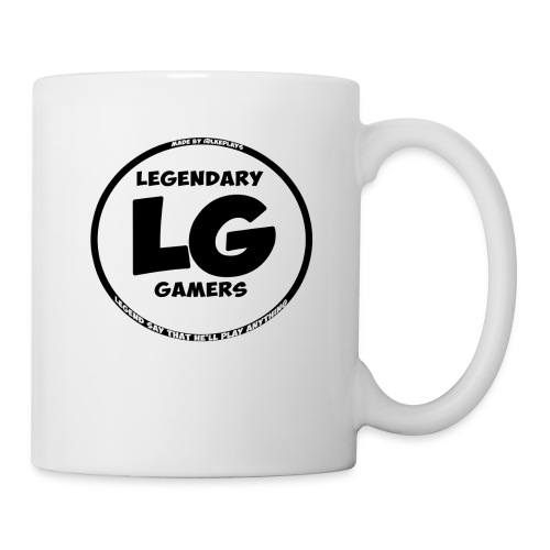 legendarygamers logo - Coffee/Tea Mug