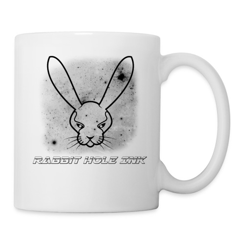 Rabbit Hole Ink Representing - Coffee/Tea Mug
