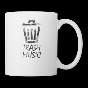Grey Trash Logo - Coffee/Tea Mug