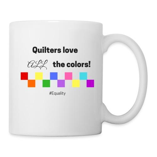 Love Color - Coffee/Tea Mug