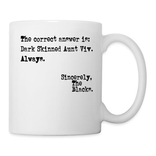 Aunt Viv - Coffee/Tea Mug