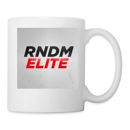 RNDM ELITE logo - Coffee/Tea Mug