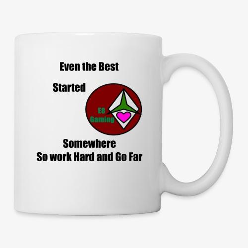 E8 Inspiration - Coffee/Tea Mug
