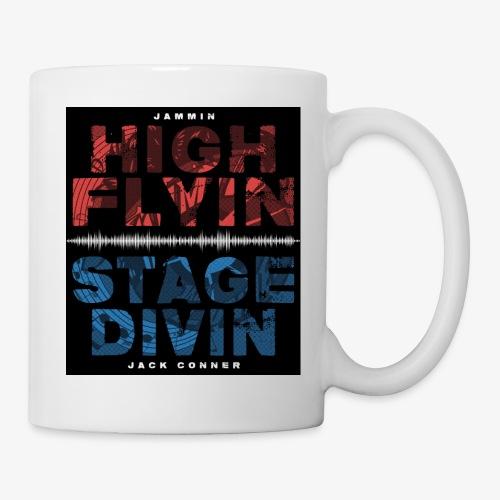 High Flyin Stage Divin - Coffee/Tea Mug